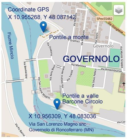 Posizione Geografica GPS